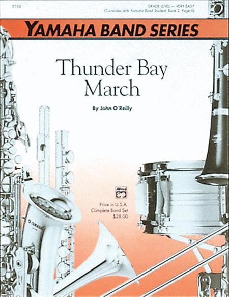 Thunder Bay March