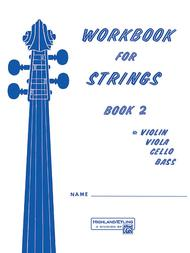 Workbook for Strings, Book 2