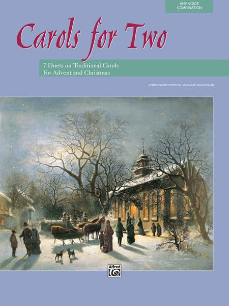 Carols for Two - Any Voice Combination (Book)