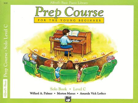 Alfred's Basic Piano Prep Course Solo Book, Book C