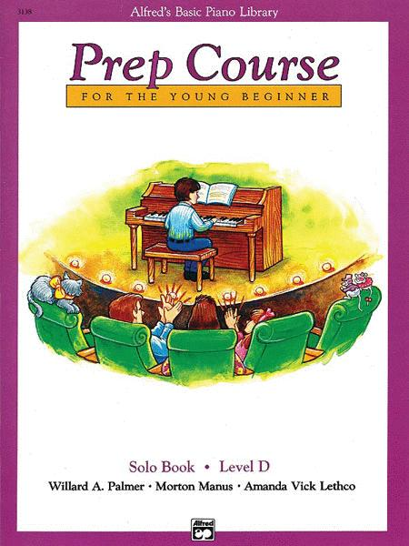 Alfred's Basic Piano Prep Course Solo Book, Book D