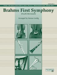 Brahms's 1st Symphony, 4th Movement