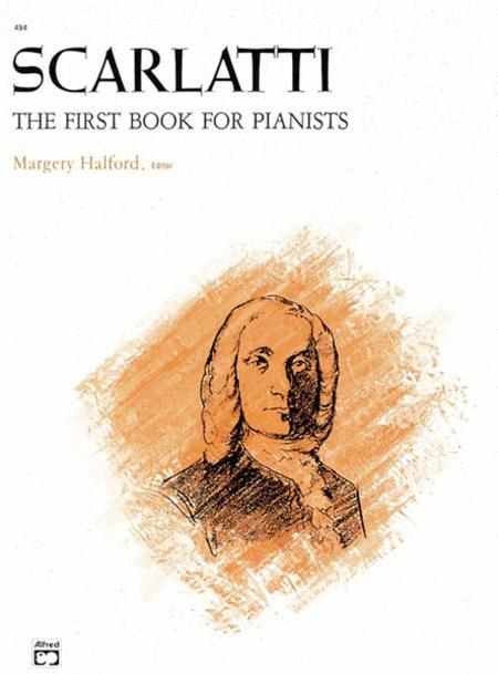 Scarlatti -- First Book for Pianists