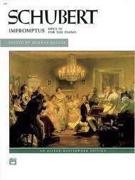 Schubert -- Impromptus, Op. 90
