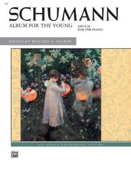 Schumann -- Album for the Young, Op. 68