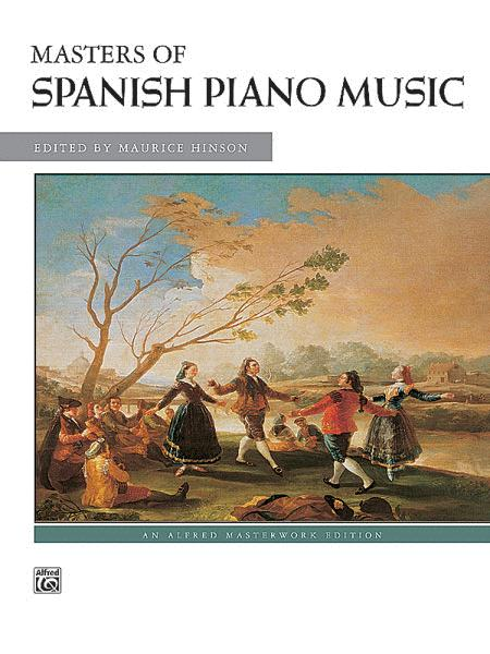 Masters of Spanish Piano Music