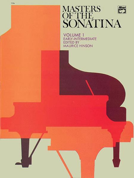 Masters of the Sonatina, Book 1