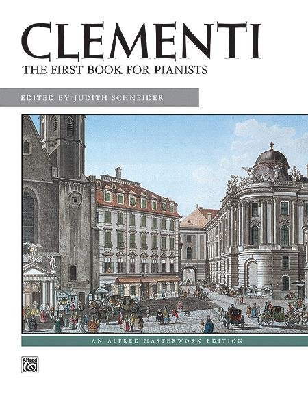 Clementi -- First Book for Pianists