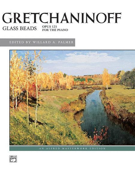 Glass Beads, Opus 123
