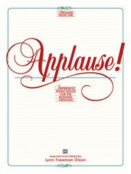 Applause! - Book One