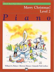 Alfred's Basic Piano Course Merry Christmas!, Level 2