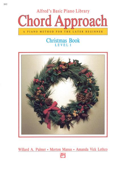 Alfred's Basic Chord Approach Christmas, Book 1