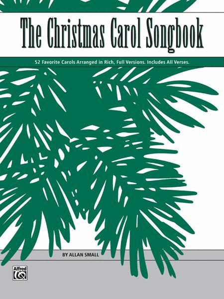 The Christmas Carol Songbook
