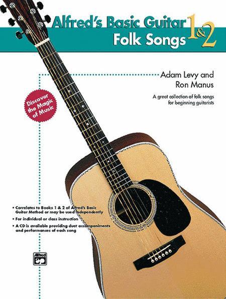 Alfred's Basic Guitar, Book 1 & 2