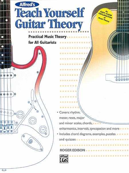 Teach Yourself Guitar Theory - Book