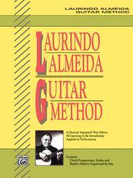 Laurindo Almeida Guitar Method