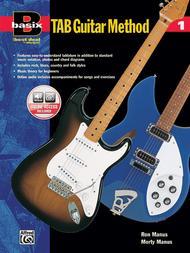 Basix TAB Guitar Method, Book 1