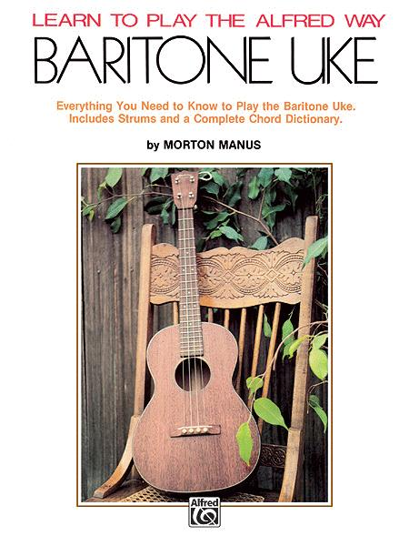 Learn To Play The Alfred Way - Baritone Uke