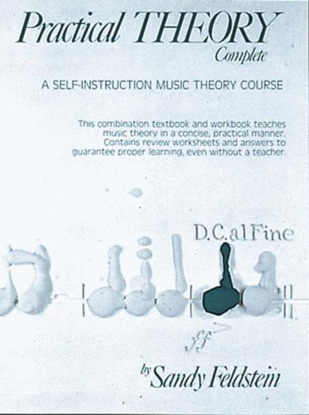 Practical Theory, Volume 2 Sheet Music By Sandy Feldstein