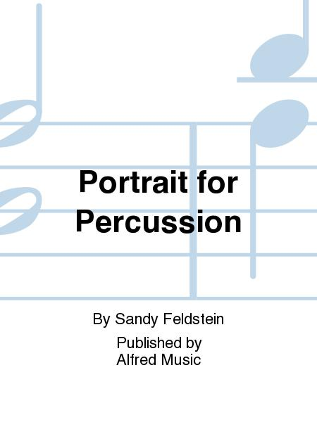 Portrait for Percussion