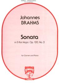 Sonata in E-Flat Major, Op. 120, No. 2