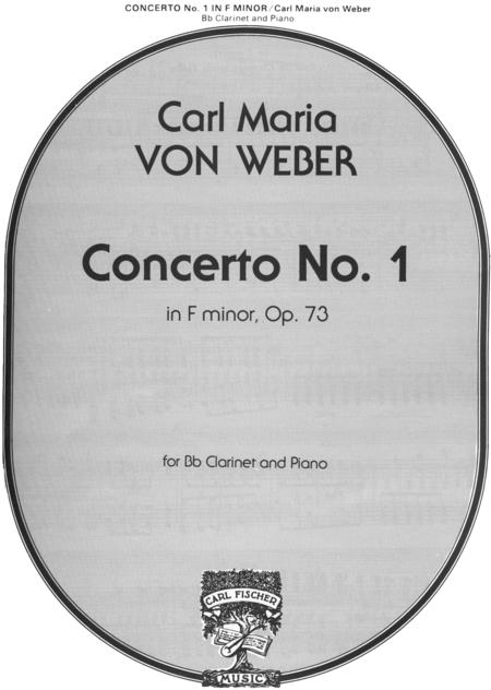 Concerto No. 1 in F Minor