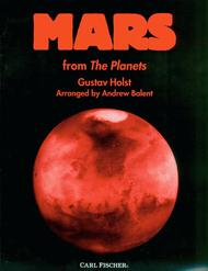 Mars from 'The Planets'