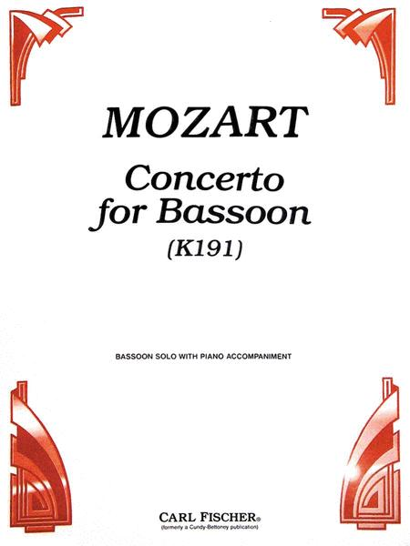 Concerto For Bassoon