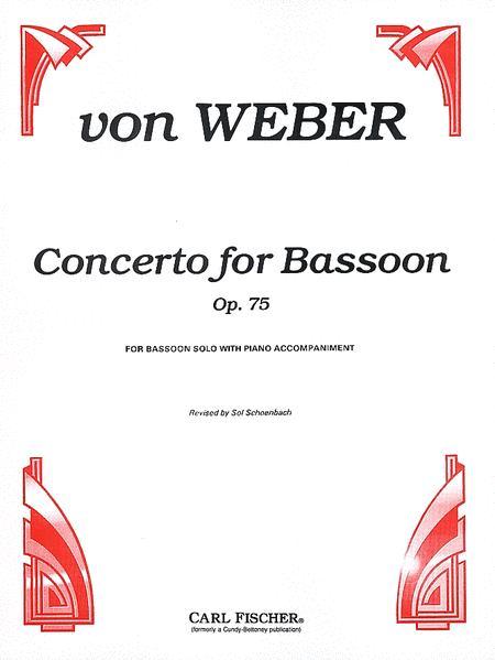 Concerto for Bassoon, Op. 75