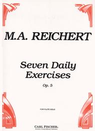 Seven Daily Exercises