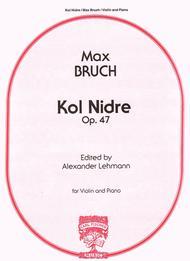 Kol Nidre Op. 47