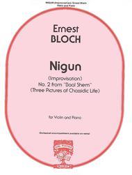 Nigun (Improvisation) No. 2 from 'Baal Shem'