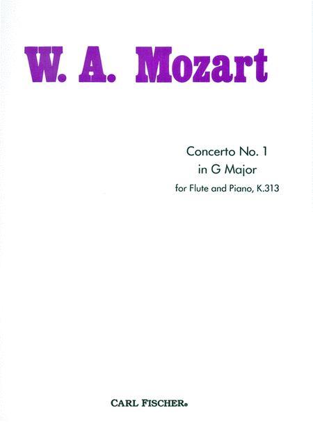 Concerto No.1 in G Major