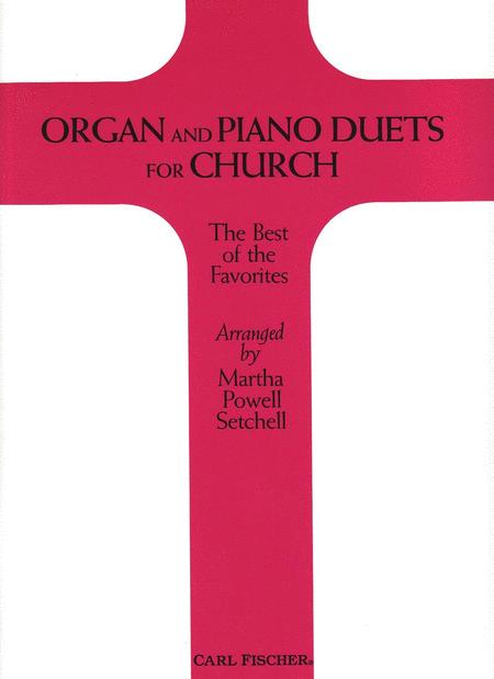 Organ And Piano Duets For Church