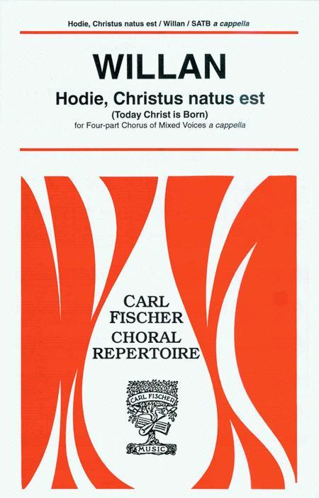 Hodie, Christus Natus Est
