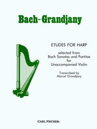 Etudes For Harp