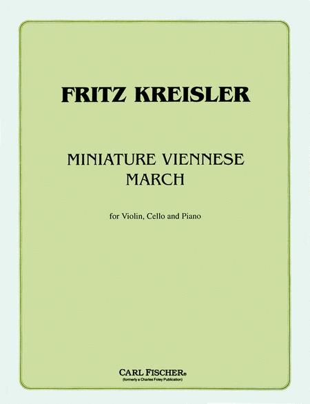 Miniature Viennese March