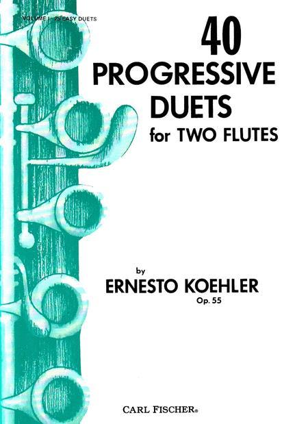 40 Progressive Duets
