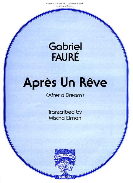 Apres Un Reve (After a Dream)