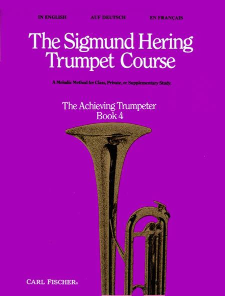 The Sigmund Hering Trumpet Course - Book 4