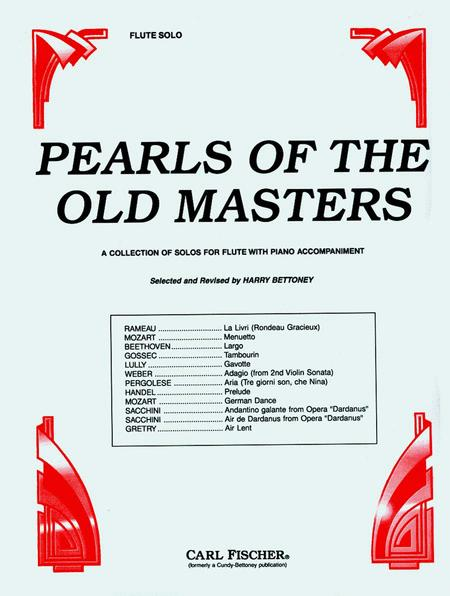 Pearls of the Old Masters