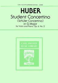 Student Concertino in G Major