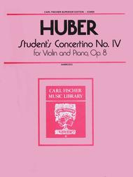 Student's Concertino No. IV