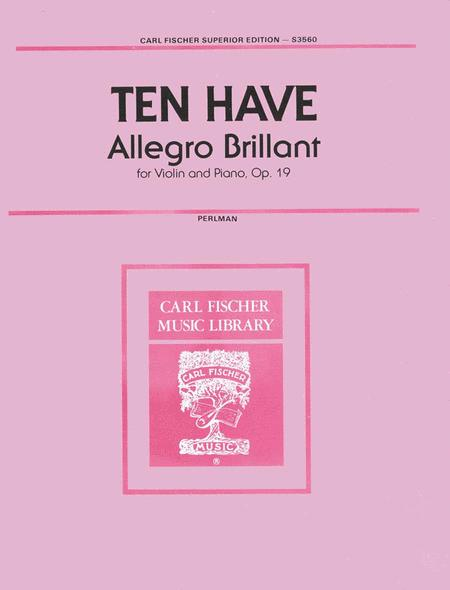 Allegro Brillant