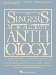 The Singer's Musical Theatre Anthology - Volume 3 - Mezzo Soprano (Book only)
