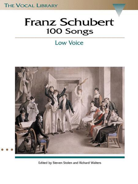 Franz Schubert - 100 Songs