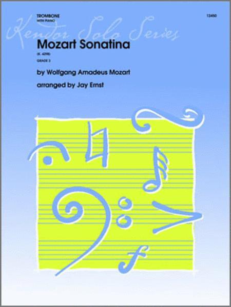 Mozart Sonatina
