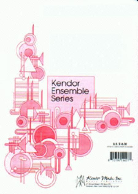 Concerto For Timpani And Percussion Ensemble