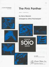 The Pink Panther (Alto Saxophone/Piano)