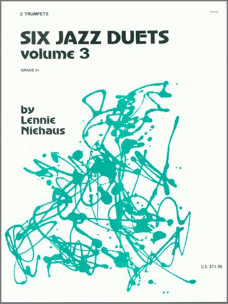 Six Jazz Duets, Volume 3